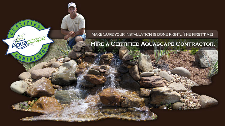 I Dig Ponds - Florida garden installation, servies, supplies and maintenance contractors
